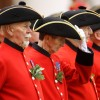 Visit by Chelsea Pensioners