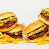 New promotion – Burgers!