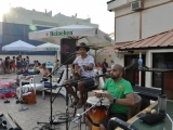 1. Live music from Mo & Iba