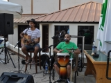2. Live music from Mo & Iba