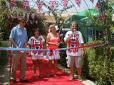 1. HM Ambassador opens Diamond Jubilee Fete 2012
