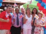 Royal Wedding Fete organisers April 2011