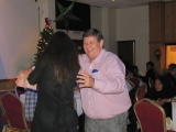 4. Member Mike Jackson enjoying a dance