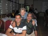 10. Helper Jill with Asif and Babu
